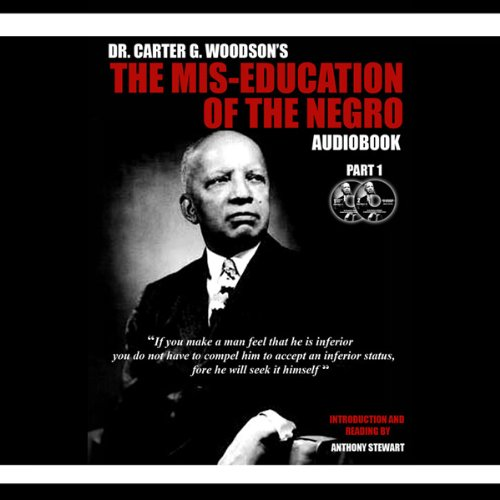 Bargain Audio Book - The Mis Education of the Negro