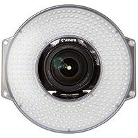 F&V Lighting R-300 LED Ring Light with L-Bracket