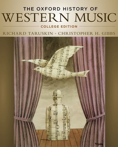 Oxford History Of West.Music,Coll.Ed.