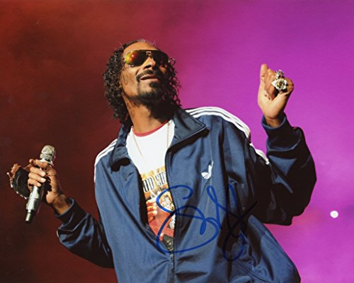 SNOOP DOGG - Drop it Like it's Hot AUTOGRAPH Signed 8x10 Photo