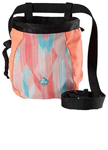 prAna Large Women's Chalk Bag Summer Peach Gemstone O/S & Sunscreen Spray (Prana Womens Chalk Bag)