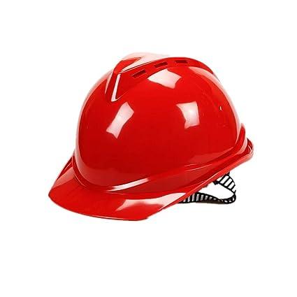 Easy Go Shopping Casco de Seguridad con Casco de Seguridad de construcción de Casco Resistente ventilado