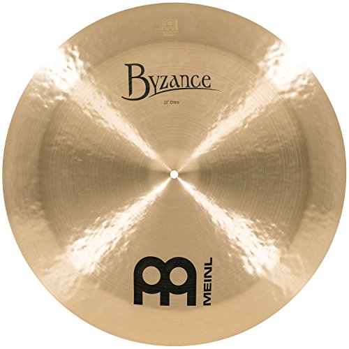 (Meinl Cymbals B22CH Byzance 22-Inch Traditional China Cymbal (VIDEO))