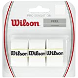 Wilson Sensation Pro Tennis Racquet Over Grip, White