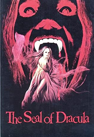 book cover of The Seal of Dracula
