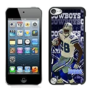 NFL Dallas Cowboys iPod Touch 5 Case YMH90249 NFL Fashion Phone Case Personalized by heywan