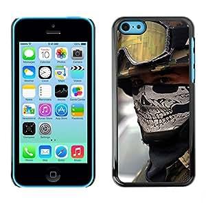 Be Good Phone Accessory // Dura Cáscara cubierta Protectora Caso Carcasa Funda de Protección para Apple Iphone 5C // narkomany meksika voyna cherep