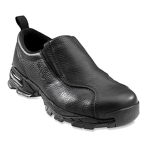 Work N4630 Black Nautilus On Slip Shoes Men's ESD n1008UY