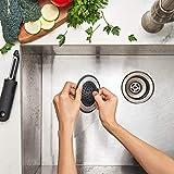 OXO Good Grips 2-in-1 Sink Strainer Stopper