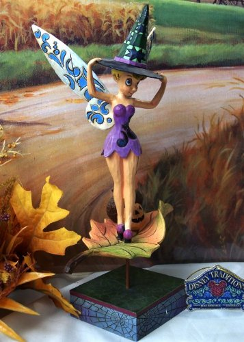 Jim Shore - Heartwood Creek - Tinker Bell Pixie-Be-Witch by Enesco - 4008071