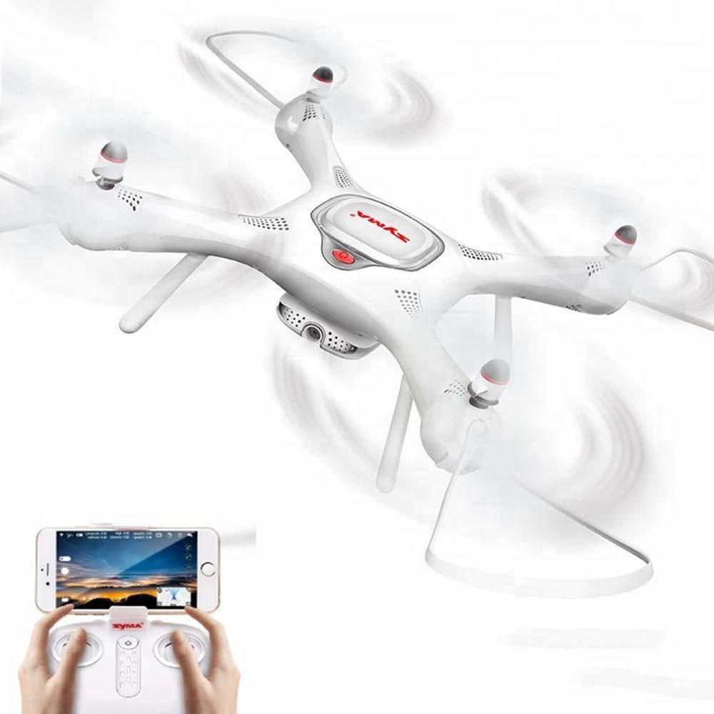 FYJH UAV mit 1 Million FPV hochauflösenden Luft-Vier-Achsen-Flugzeug 180 Grad Weitwinkel unterstützen 90 Grad vertikale Aufnahme 720p HD-Kamera GPS genaue Positionierung
