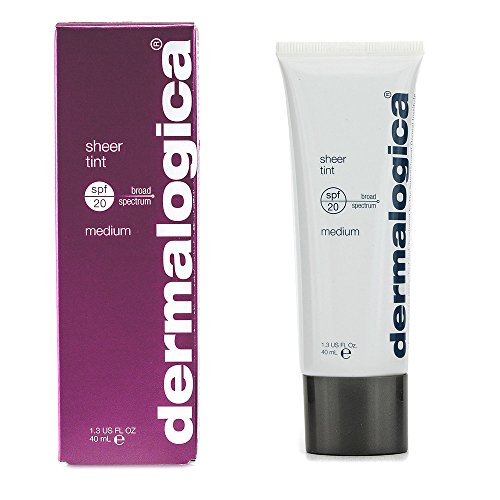Dermalogica by Dermalogica Sheer Tint Moisture SPF20 (Medium) --40ml/1.3oz for WOMEN ---(Package Of 2)