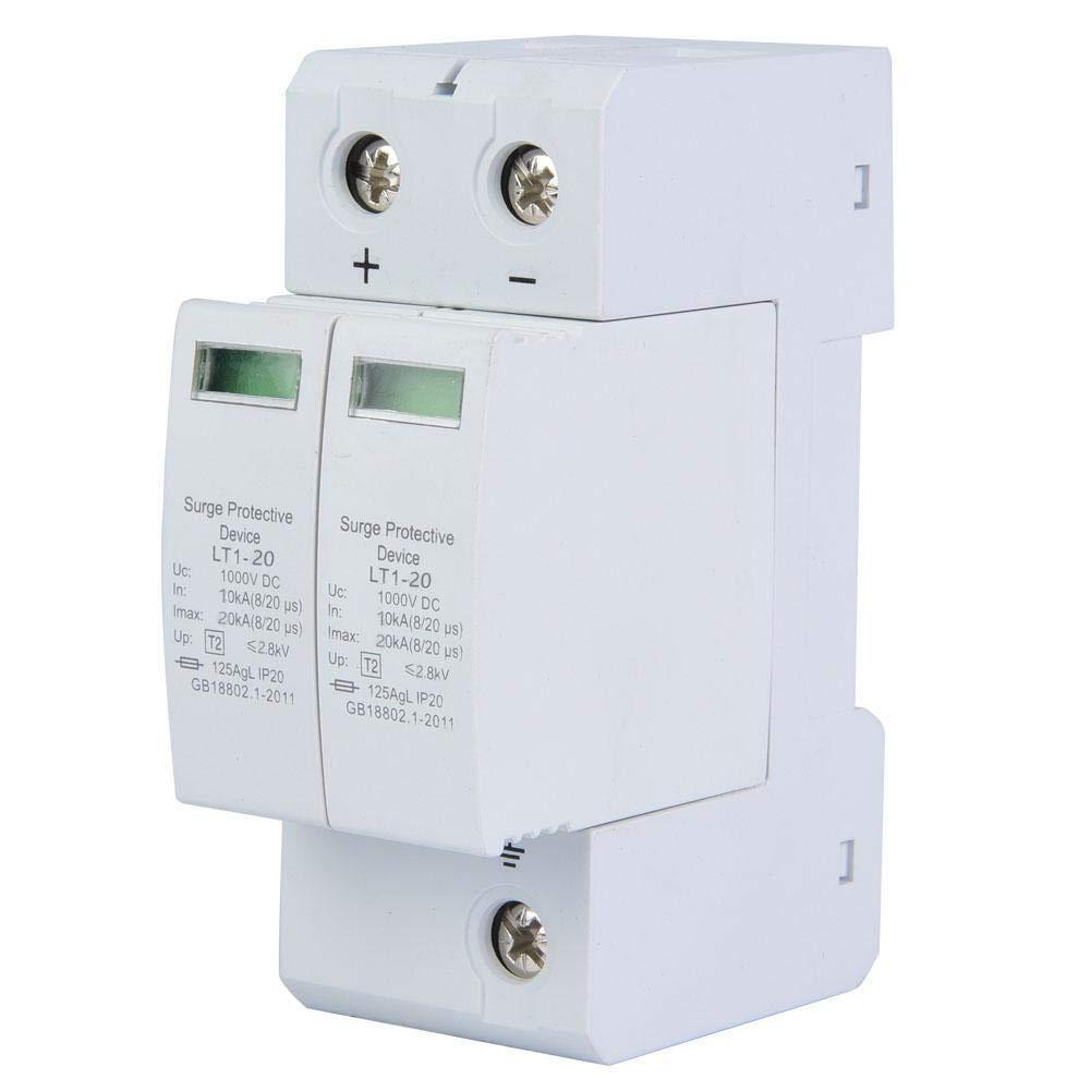 Tecatel Protector de sobretensi/ón DC hasta 1000V