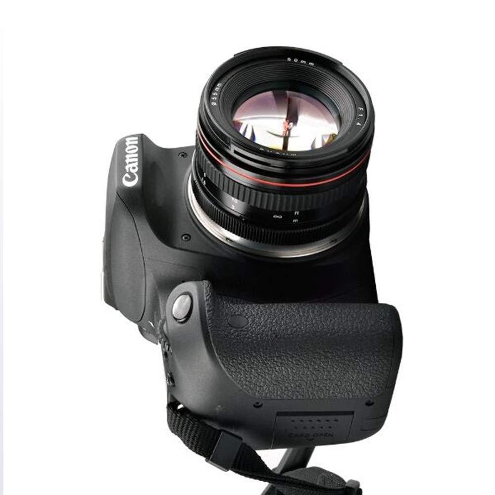 Lente de la cámara EF 50 mm F / 1,4 USM de Gran Apertura Retrato ...