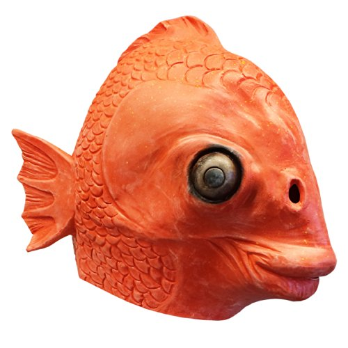 Fish Face Mask by Off the Wall -