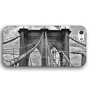 Brooklyn Bridge New York City For SamSung Galaxy S4 Mini Case Cover lim Phone Case