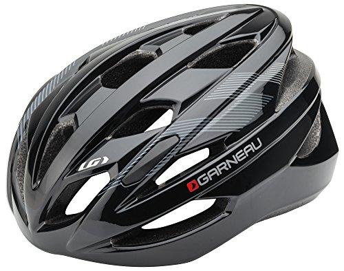 Louis Garneau Asset Bike Helmet, Lightweight, Ventilated, CPSC Safety Certified Cycling Helmet for Adults, ()