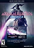 Electronics : Final Fantasy XIV: A Realm Reborn 60 Day Time Card