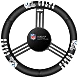 NFL Indianapolis Colts Leather Steering Wheel Cover