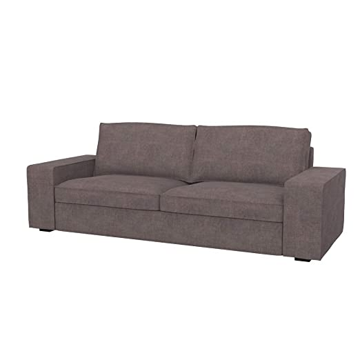 Soferia - Funda de Repuesto para sofá Cama IKEA KIVIK de 3 ...