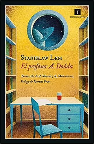 El profesor A. Donda de Stanislaw Lem