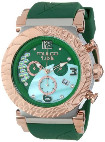 MULCO Unisex MW5-2388-473 Chronograph Analog Watch by MULCO by MULCO