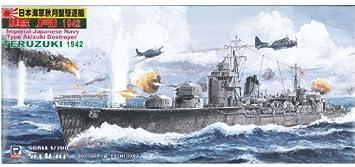 Skywave 1//700 IJN Destroyer Akizuki Class Teruzuki 1942 Model Kit