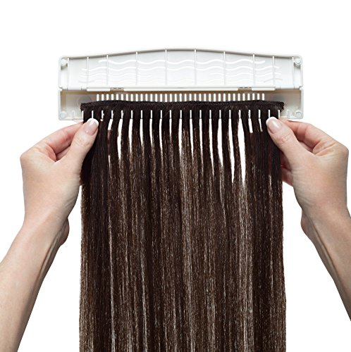 Amazon hair works 4 in 1 hair extension style caddy amazon hair works 4 in 1 hair extension style caddy lightweight waterproof and portable this hair extension holder is designed to securely hold pmusecretfo Choice Image