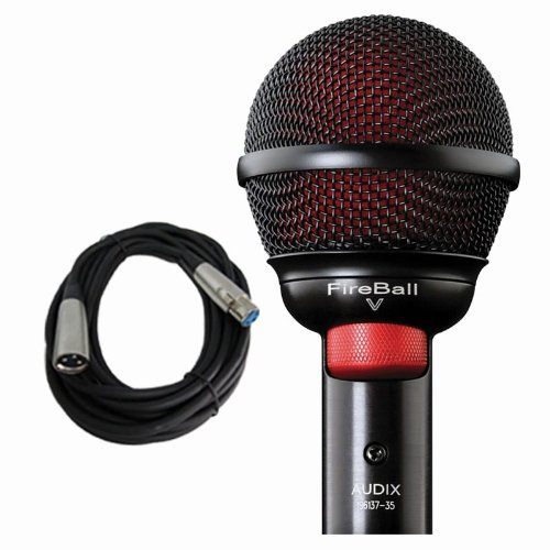 Microfono Audix Fireball V Harmonica Beatbox  Fire Ball V...