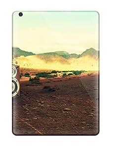 Shirley P. Penley's Shop Case Cover, Fashionable Ipad Air Case - Mountains Music TSRK3S0SB0VFW92L