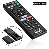 Loutoc RMT-B126A for Sony Blu Ray Player Remote Sony DVD Remote Control Replacement