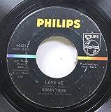 bobby hebb 45 RPM crazy baby / love me