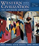 img - for Western Civilization: The Continuing Experiment (Volume C, Since 1789) book / textbook / text book