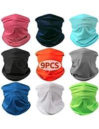 Headband Face Mask Bandanas Face Scarf Multifunctional Seamless Sports High Elastic Magic Protectio