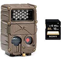 CUDDEBACK E2 Long Range IR Infrared Micro Trail Game Hunting Cameras with 16GB Memory Card
