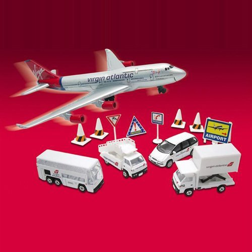 Virgin Atlantic Airport Playset By Premier Portfolio Int  Ltd