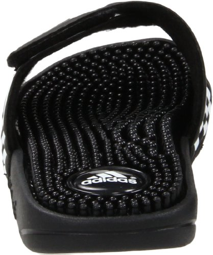 Adidas Originals Kvinders Adissage W Slide Sandal Sort / Sort / Hvid FJ7SelgWg