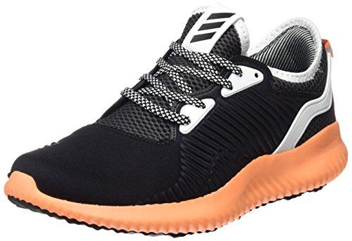 Adidas Alphabounce Lux W, Zapatos para Correr para Mujer, Negro (Negbas/Narsen/Neguti), 38 EU