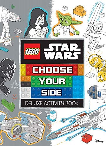 LEGO Star Wars Choose Your Side Deluxe Activity Book (Lego Star Wars Choose Your Side)