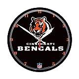 Cincinnati Bengals Official NFL Clock by Wincraft