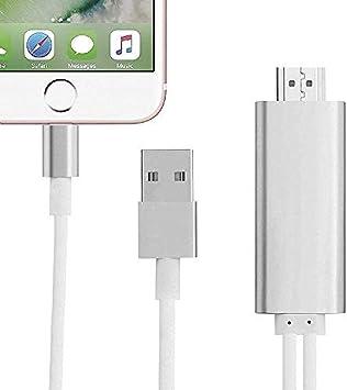 Cable Adaptador para Smartphone a HDMI, 1080P, HDMI, Digital ...