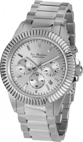 Jacques Lemans La Passion LP-111E Wristwatch for women very sporty