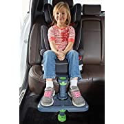 Kneeguard Kids Car Seat Foot Rest for Children and Babies. Footrest is Compatible with Toddler Booster Seats for Easy…