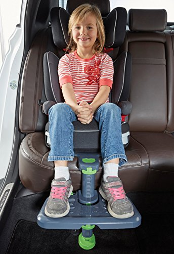 Kneeguard Kids Car Seat Foot Rest for Children and Babies. Footrest is Compatible with Toddler Booster Seats for Easy, Safe Travel. Great Travel Accessory for Easy Travel. (Latest Version)