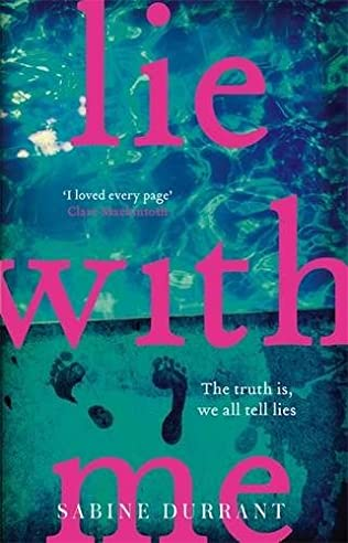 book cover of Lie With Me