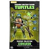 TMNT Teenage Mutant Ninja Turtles Classic Collection 6.5 inches figure 1991 movie 2 series Leonardo / TEENAGE MUTANT NINJA TURTLES CLASSIC COLLECTION 1991 MOVIE II THE SECRET OF THE OOZE LEONARDO [parallel import goods]