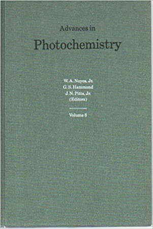 Advances in Photochemistry: Volume 6, Noyes, W. Albert, Jr., et al., Editors