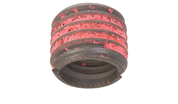 .781 Lg. Thd. E-Z LOK Thread Inserts Thd. 1-8 Inch Ext Metic Steel 1 Each M16 x 2.0 Metric Int