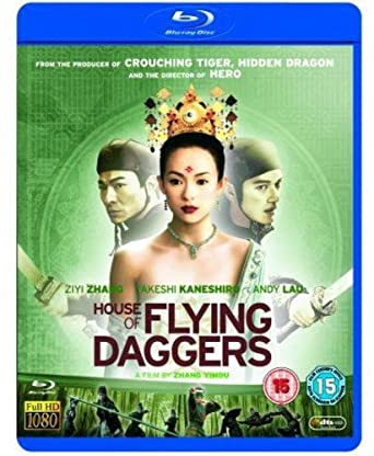 House of flying daggers blu-ray review uk dating
