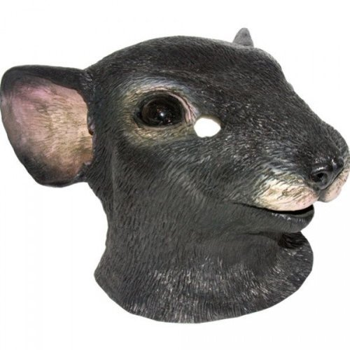Mouse Mask - Three Blind Mice Costumes For Adults
